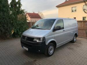 Volkswagen Transporter T5 2.0 TDi, 103 kW