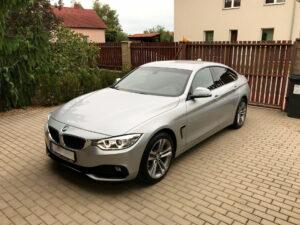 BMW 435i GranCoupe Sport, 225 kW